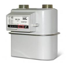 Бытовой диафрагменный счетчик газа Эльстер ВК G-1.6 (Левое подключение)