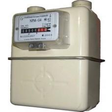 Счетчик газа бытовой NPM-G4 (Левое подключение)