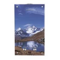Водонагреватель газовый SUPERFLAME SF0120 10L - стекло (горы)