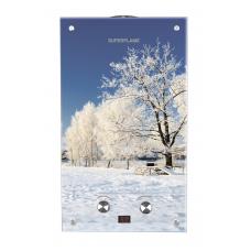 Водонагреватель газовый SUPERFLAME SF0120 10L - стекло (зима)